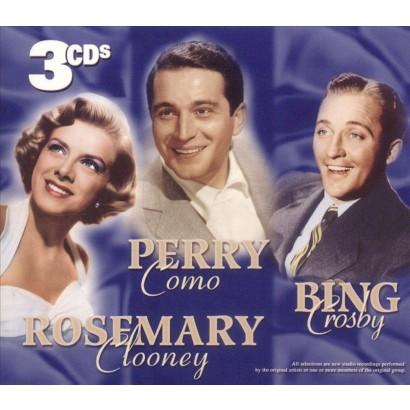 Rosemary Clooney/Perry Como/Bing Crosby
