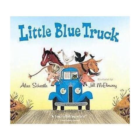 Little Blue Truck (Board)
