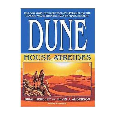 House Atreides (Unabridged) (Compact Disc)