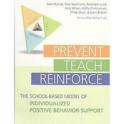 Prevent-Teach-Reinforce (Mixed media product)