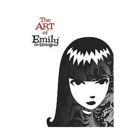 Art of Emily the Strange (Hardcover)