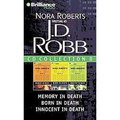 J.D. Robb Cd Collection 8 (Abridged) (Compact Disc)