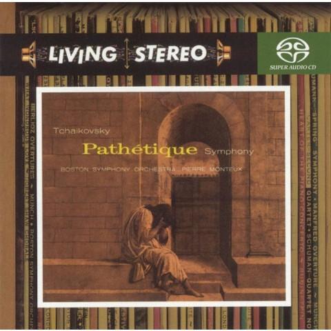 Tchaikovsky: Pathétique Symphony (Hybrid SACD)