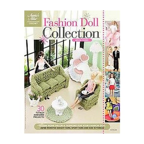 Fashion Doll Collection Book 3 (Paperback)