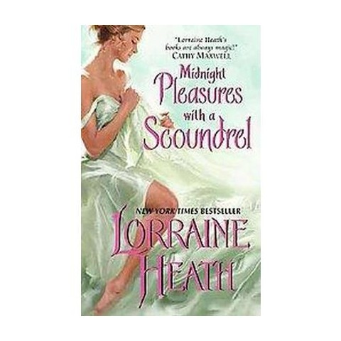 Midnight Pleasures with a Scoundrel (Original) (Paperback)