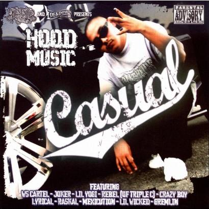 Hood Music [Explicit Lyrics]