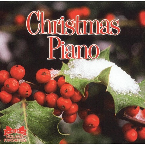 Holiday Favorites: Christmas Piano