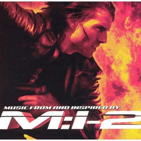 Mission: Impossible 2 (Original Soundtrack)