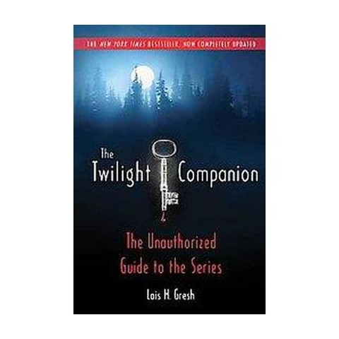 The Twilight Companion (Updated) (Paperback)