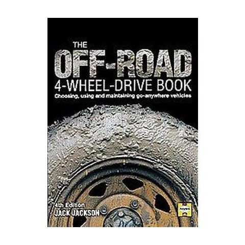 The Off-Road 4-Wheel Drive Book (Hardcover)