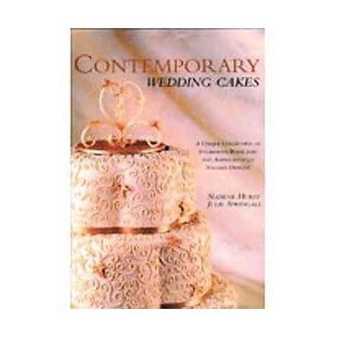 Contemporary Wedding Cakes (Hardcover)