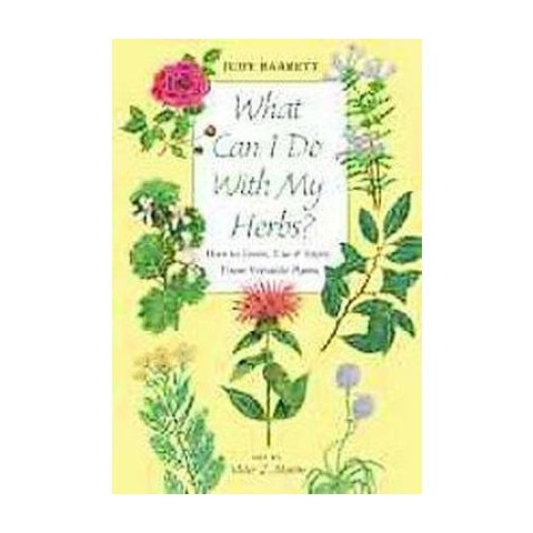 What Can I Do With My Herbs? (Paperback)