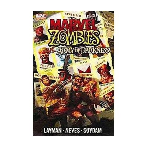 Marvel Zombies vs. Army of Darkness (Paperback)