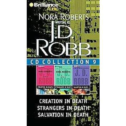 J.d. Robb Cd Collection 9 (Abridged) (Compact Disc)