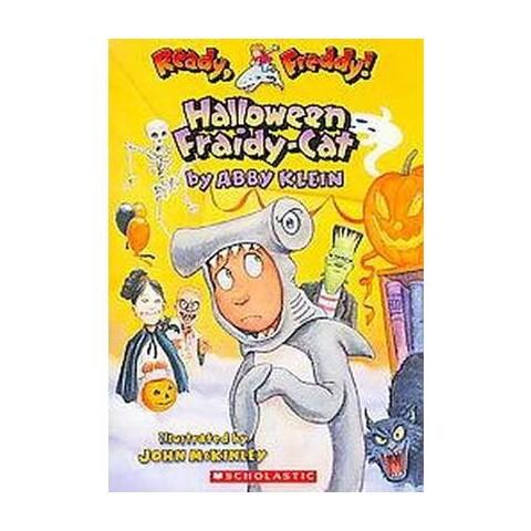 Halloween Fraidy-Cat (Paperback)