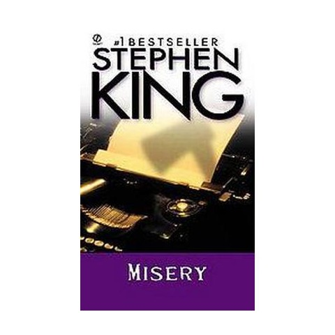 Misery (Reissue) (Paperback)