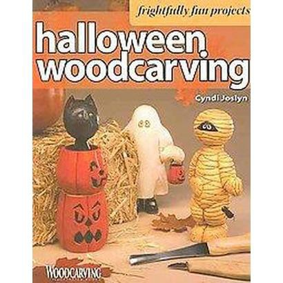 Halloween Wood Carving (Paperback)