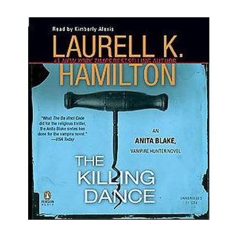 The Killing Dance (Unabridged) (Compact Disc)