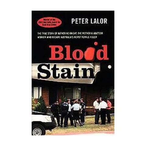 Blood Stain (Paperback)