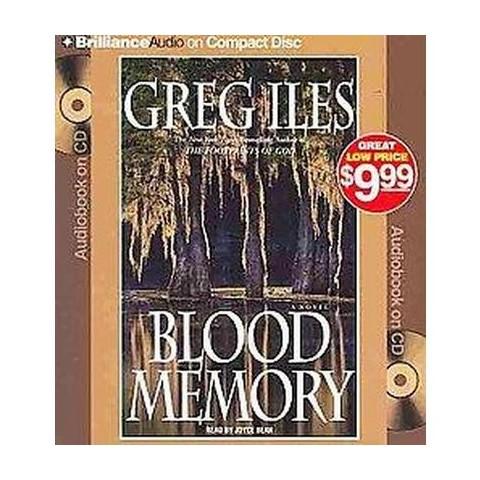 Blood Memory (Abridged) (Compact Disc)