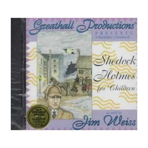 Sherlock Holmes for Children (Compact Disc)