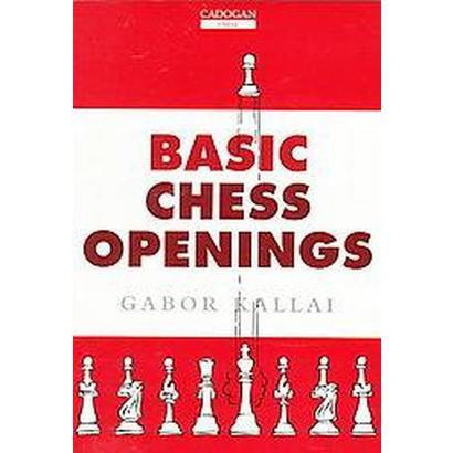 Basic Chess Openings (Paperback)