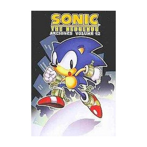 Sonic the Hedgehog Archives 12 (Reprint) (Paperback)