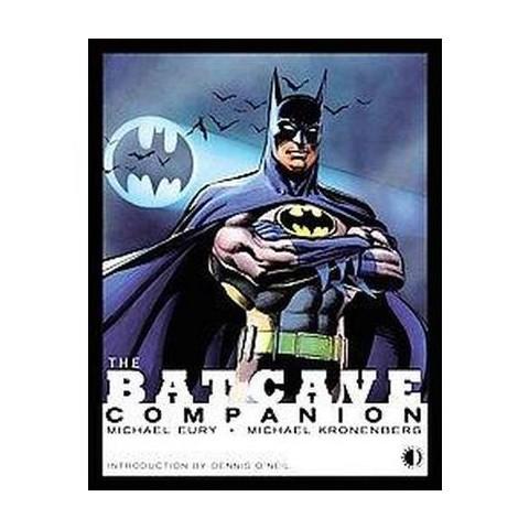 The Batcave Companion (Paperback)