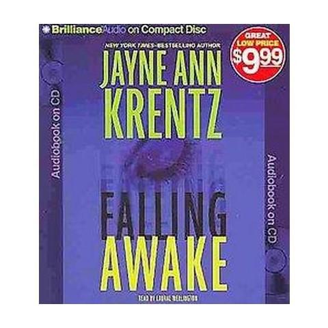 Falling Awake (Abridged) (Compact Disc)