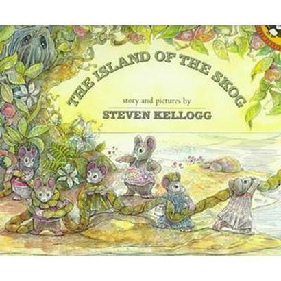 Island of the Skog (Reprint) (Paperback)