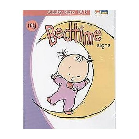 Baby Sign My Bedtime Signs (DVD)