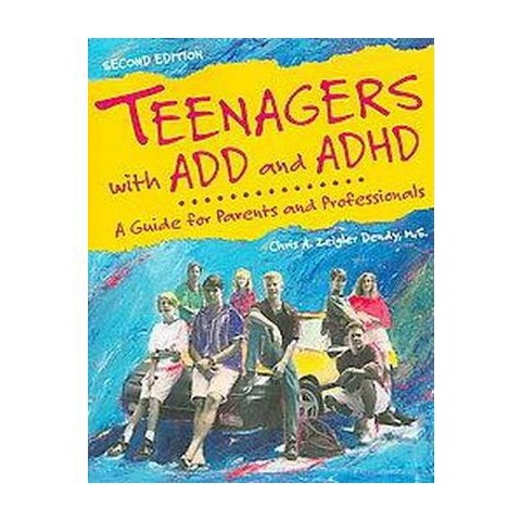 Teenagers With Add And Adhd (Paperback)