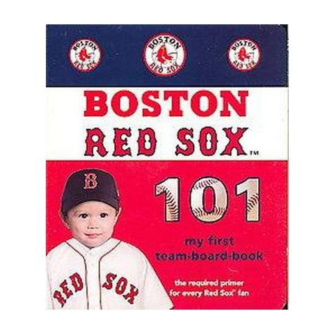 Boston Red Sox 101 (Reissue) (Board)