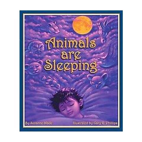 Animals Are Sleeping (Hardcover)