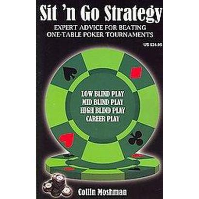 Sit 'n Go Strategy (Paperback)