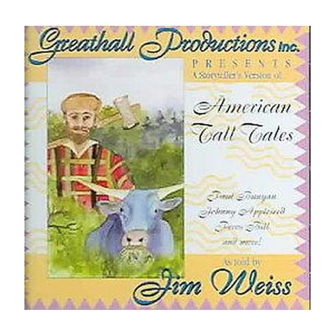 American Tall Tales (Compact Disc)