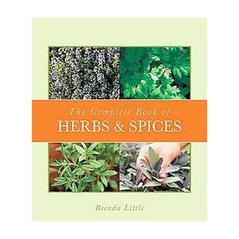 The Complete Book of Herbs & Spices (Paperback)