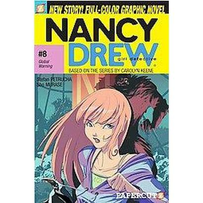 Nancy Drew Girl Dectective 8 (Hardcover)