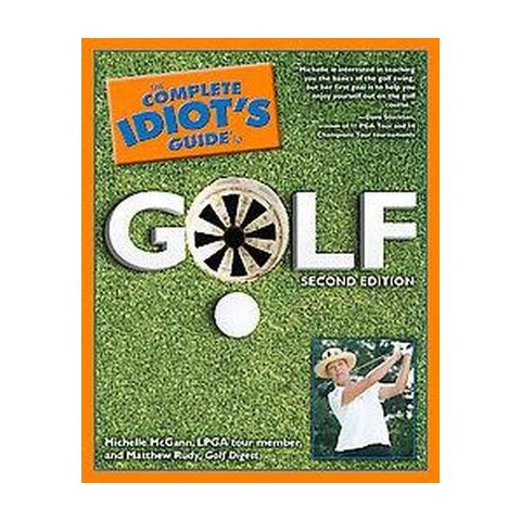 The Complete Idiot's Guide To Golf (Paperback)