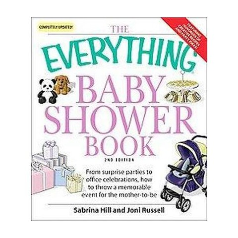 The Everything Baby Shower Book (Paperback)