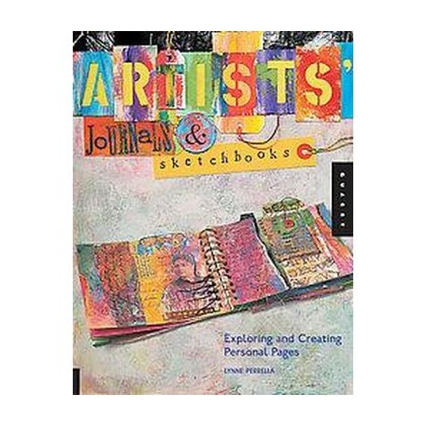 Artists Journals and Sketchbooks (Paperback)