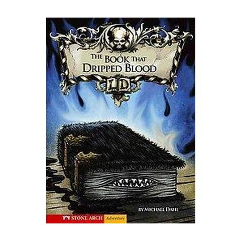 Book That Dripped Blood (Hardcover)