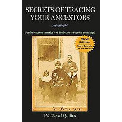 Secrets of Tracing Your Ancestors (Paperback)