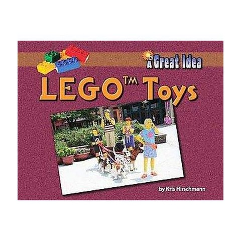 LEGO Toys (Hardcover)