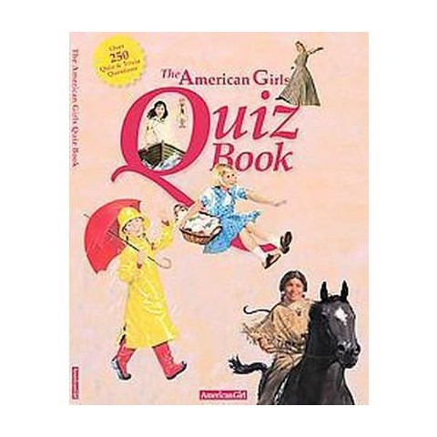 The American Girls Quiz Book