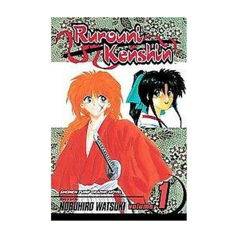 Rurouni Kenshin 1 (Paperback)