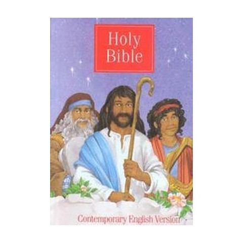 Holy Bible Contemporary English Version Children's (Hardcover)