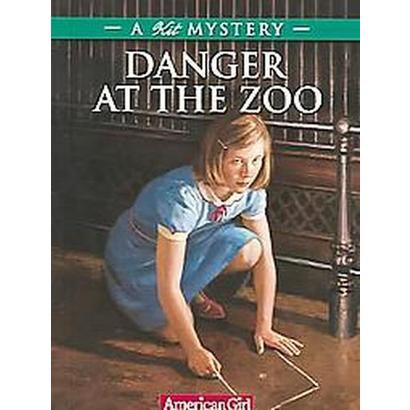 Danger At The Zoo (Paperback)