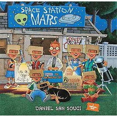 Space Station Mars (Hardcover)