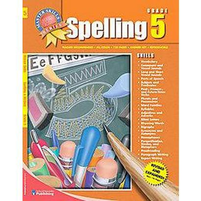 Master Spelling and Writing (Paperback)